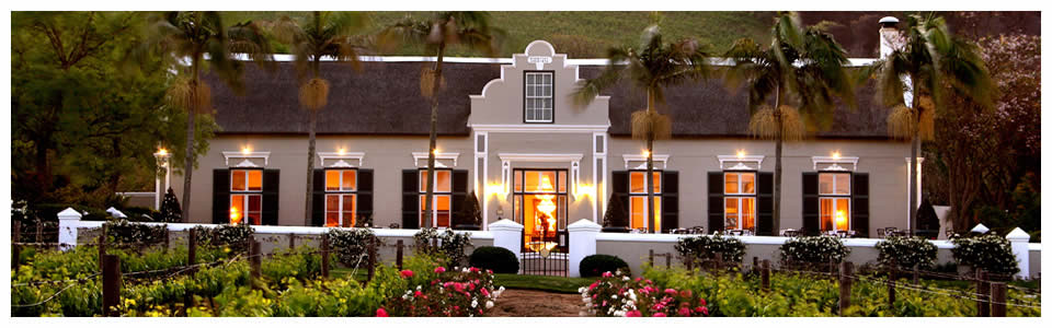 Paarl Accommodation